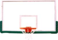 H-11高强度透明玻璃篮板